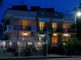 Kristal Hotel, hotel in Prinos