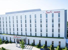 Star G Hotel Premium München Domagkstraße, boutique hotel in Munich