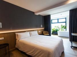 Hospedium Cabo Sport, hotel in Finisterre