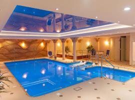 Hotel Adam & Spa – hotel w Kudowie Zdroju
