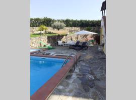 casa vacanza con piscina Capaccio Paestum, villa in Paestum