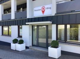 Pension N-Ring, Hotel in der Nähe von: Nürburgring, Nürburg
