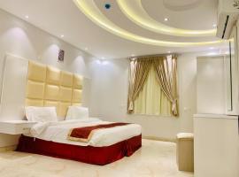 أجنحة ريم العرين, hotel em Abha