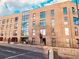 1 Bedroom Apartment at SA Booking Serviced Accommodation Salford - Free WiFi, accessible hotel in Manchester