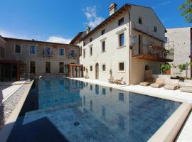 Corte Regia Relais & Spa, hotell i Valeggio sul Mincio