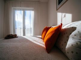 Rock Apartments, apartmán v Novalji