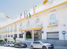 Hotel Hidalgo, hotel in Martos