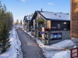 Holiday Home Levin stara c15- 2 skipasses included, villa in Sirkka