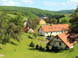 Penzion Kremenisko, hotel v blízkosti zaujímavosti Kaštieľ Svätný Anton (Banská Štiavnica)