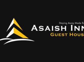 Asaish Inn I Guest House, hotel in Karachi