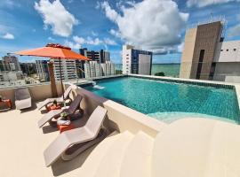 Verano Pajuçara by Tropicalis - Soft Opening, hotel in Maceió
