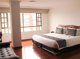 Hotel Salitre Real, hotel near Corferias International Exhibition Center, Bogotá
