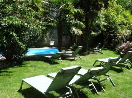 Hotel Laperouse, hotel in Albi