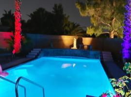 PURRfect HOME Oasis Las Vegas, budget hotel in Las Vegas