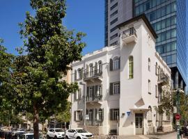 Bachar House – hotel w Tel Awiwie