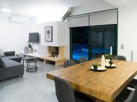 The H Experience Seaside Apartments, pet-friendly hotel in Porto Rafti