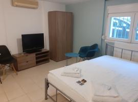 Apartment Blue, hotel with parking in Kavala
