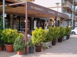 Pensió Costa Brava, homestay in Sant Antoni de Calonge