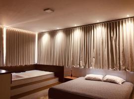 Pousada Beija Flor, hotel perto de Terminal Rodoviário, Poços de Caldas