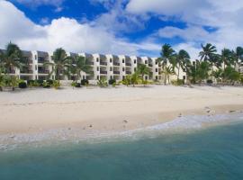 The Edgewater Resort & Spa, hotel in Rarotonga
