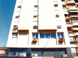 Hotel Miami, hotel in San Miguel de Tucumán