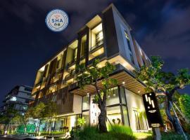 Hyde Park Chiangmai, hotel in Chiang Mai