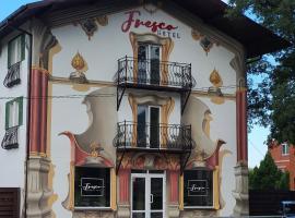 Бутик-отель Fresco, budget hotel in Gelendzhik