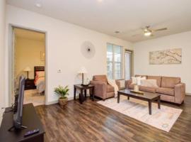 Spacious Luxury unit located in Downtown Houston!, íbúð í Houston