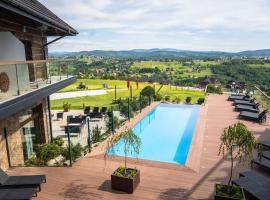 Złoty Groń Resort & Spa – hotel w Istebnej