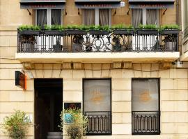 Hotel Okako San Sebastian, hotel near Buen Pastor Cathedral, San Sebastián