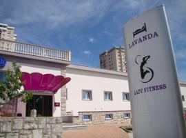 Hostel Lavanda, hotel in Rijeka