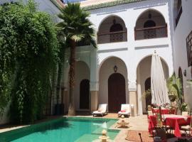 Riad Shama Suites & Spa, hotel in Marrakesh