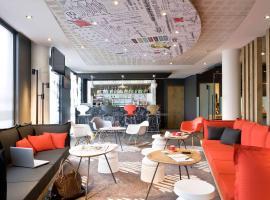 ibis Bordeaux Centre - Gare Saint-Jean, Hotel in Bordeaux