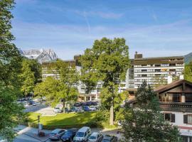 Mercure Hotel Garmisch Partenkirchen, hotel in Garmisch-Partenkirchen