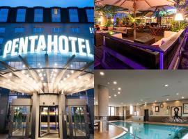pentahotel Leipzig, hotel in Leipzig