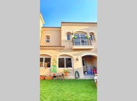 Townhouse 3-bedroom villa in Serena, villa in Dubai