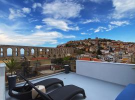 Calma Suite (Cielo suites), hotel with parking in Kavala