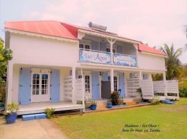 Sur L'Anse, hotel a Terre-de-Haut