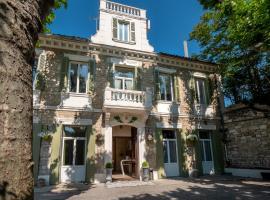 Altera Roma Hôtel, hotel near Ceccano Media Library, Avignon