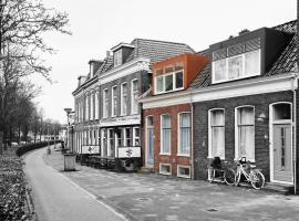 Cozy Typical Dutch Apartments, appartement in Groningen