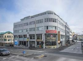4th Floor Hotel, hotel in Reykjavík