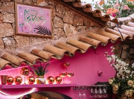 Pikes Ibiza, отель в Сан-Антонио-Абаде