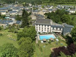 Logis le Mont Aigoual, hôtel à Meyrueis