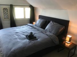 Barones van Ginneken tweepersoonskamer, apartment in Breda