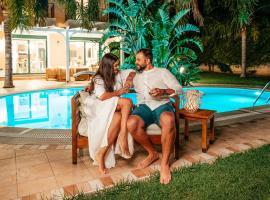 Pandora Villas, hotel with pools in Hersonissos