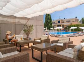 Dorisol Mimosa Studio Hotel, hotel em Funchal