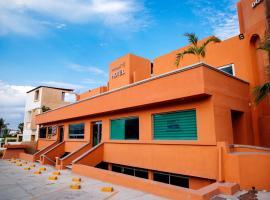 Hotel Boutique Plaza Doradas, отель в городе Сан-Хосе-дель-Кабо