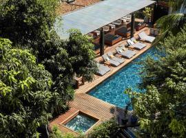 Santa Teresa Hotel RJ - MGallery, hotel near Modern Art Museum, Rio de Janeiro