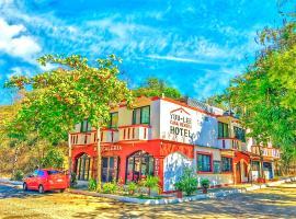 Yuu-Lee Casa Bendita Huatulco, hotel in Santa Cruz Huatulco