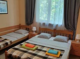 Гостевой дом, центр, 2 мин до моря, bed & breakfast a Gelendzhik